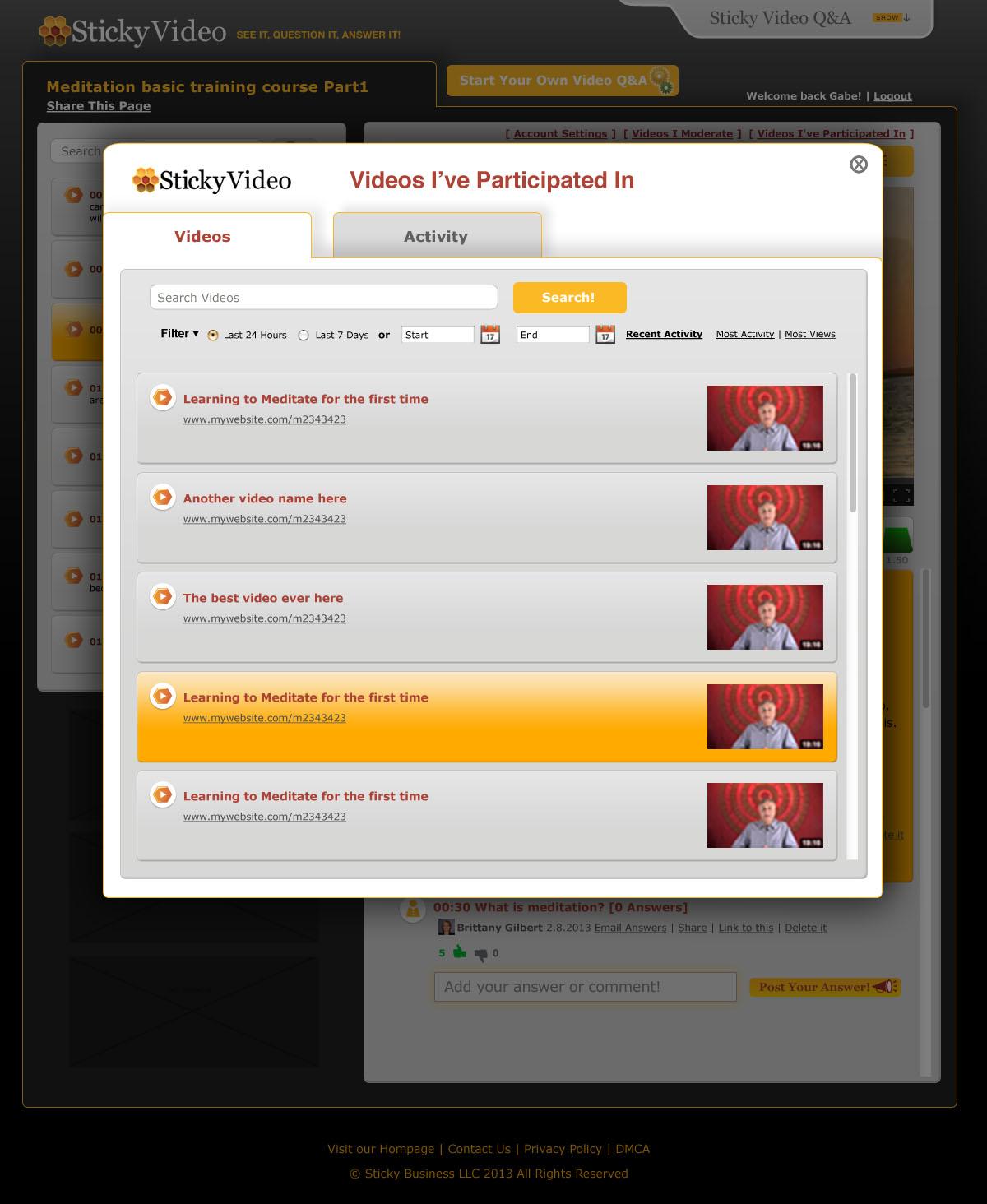 Sticky-Video11a-Videos-tab
